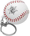 Baseball Keyring Stress Balls
